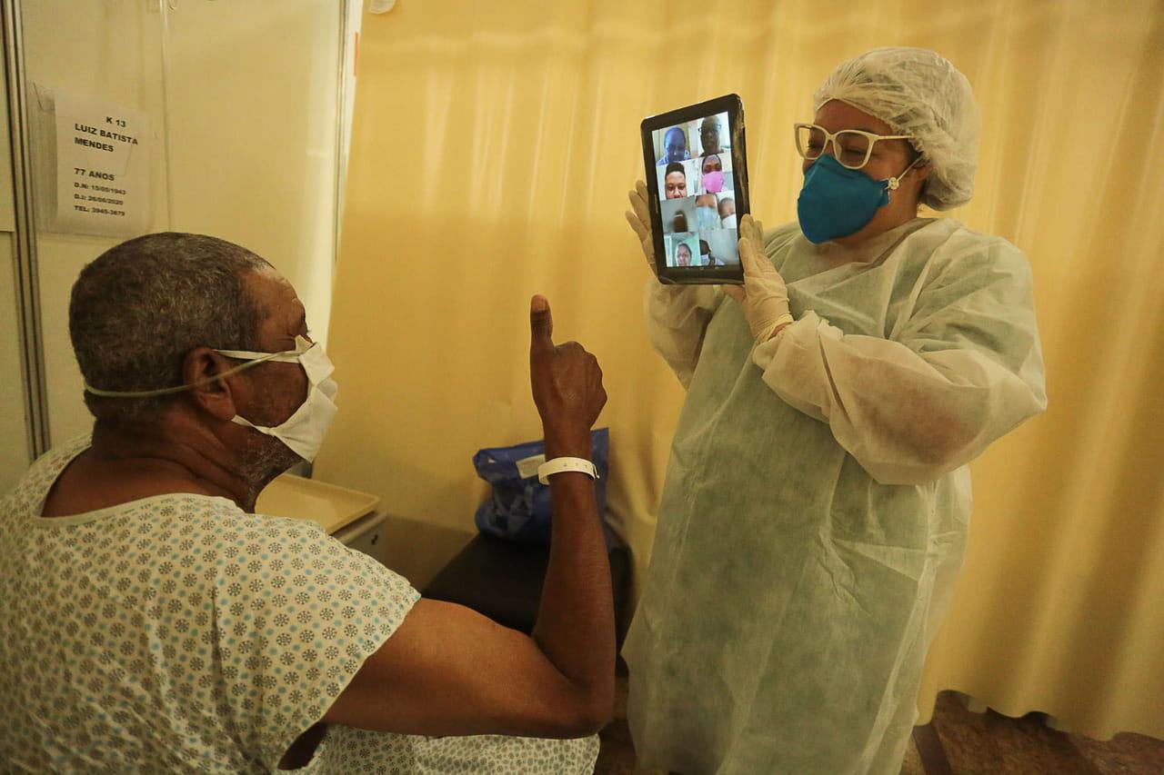 Coronavirus dans le monde: l'Amérique ravagée, le dernier bilan de la pandémie