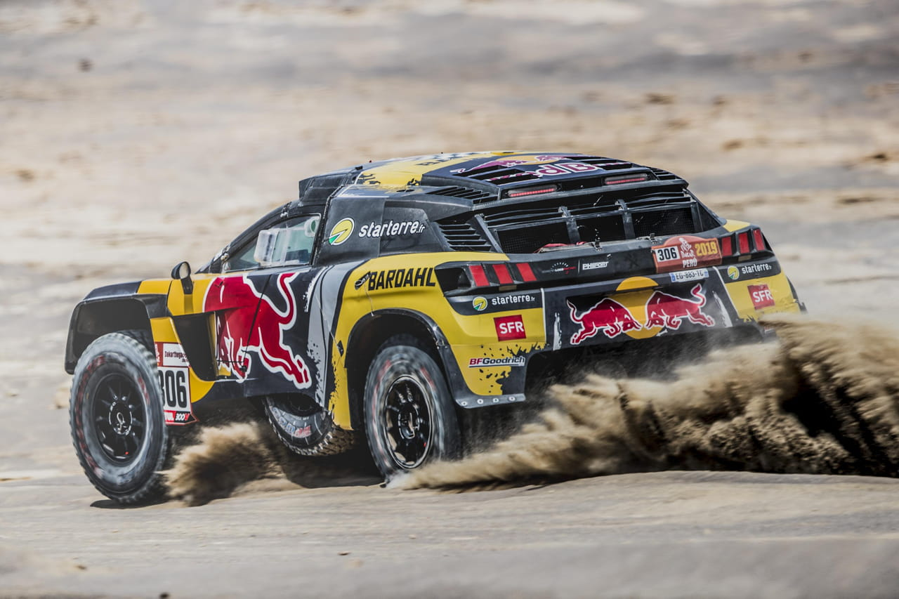 Dakar2019: Peterhansel abandonne, Loeb en tête, la 9e étape en direct