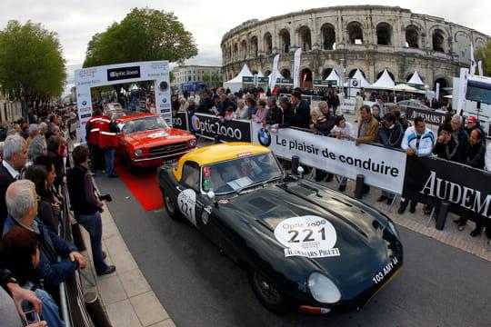 Tour Auto 2012: la dernière étape en images