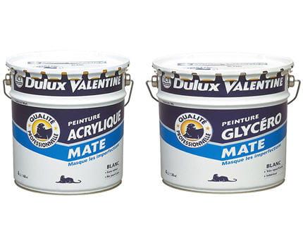 acrylique contre glycéro : le match - Peinture Glycero Sur Peinture Acrylique