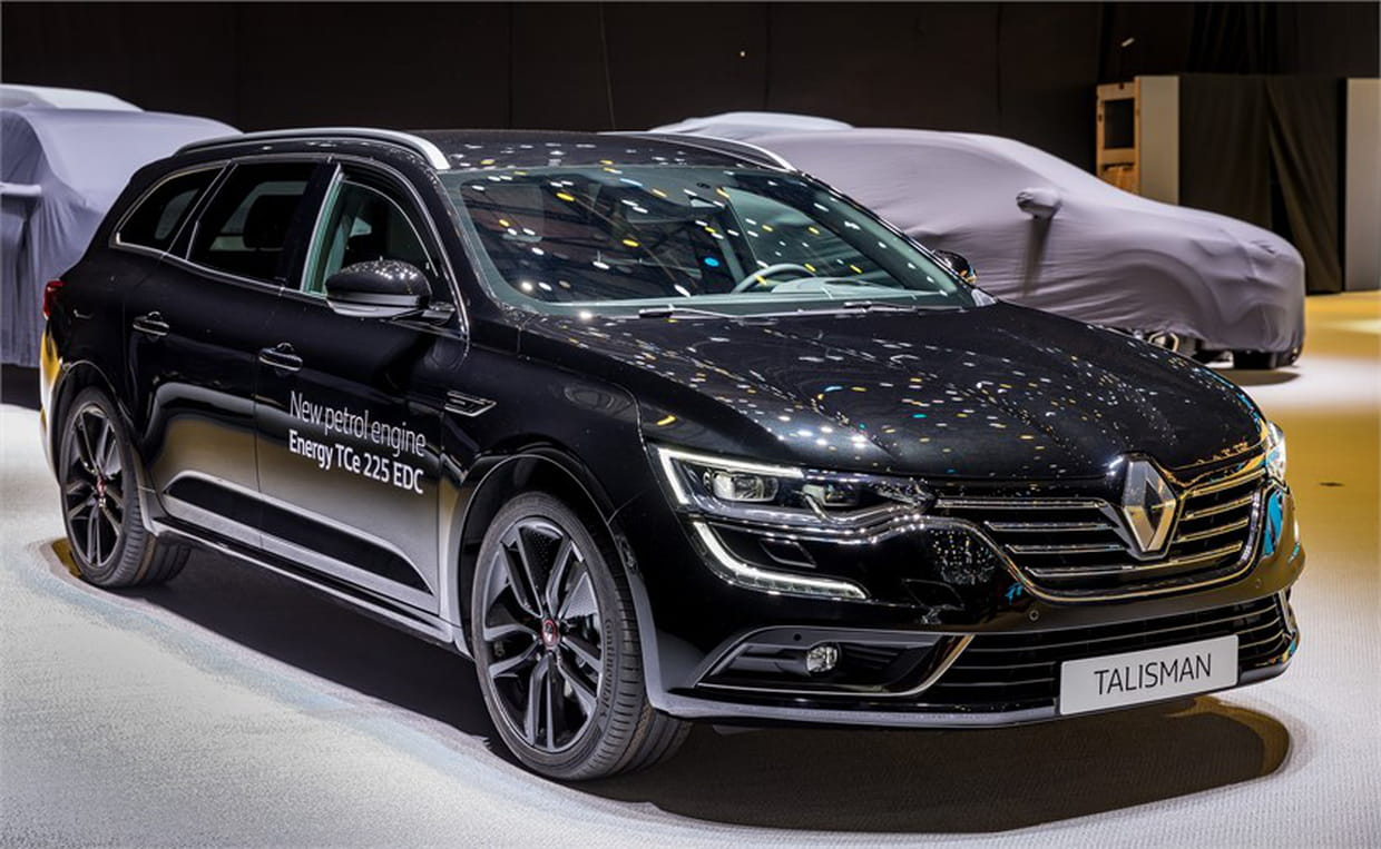 renault talisman une nouvelle version sportive prix photos. Black Bedroom Furniture Sets. Home Design Ideas