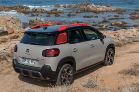 Citroën C3Aircross: le petit SUV fait pour la famille [essai, prix]