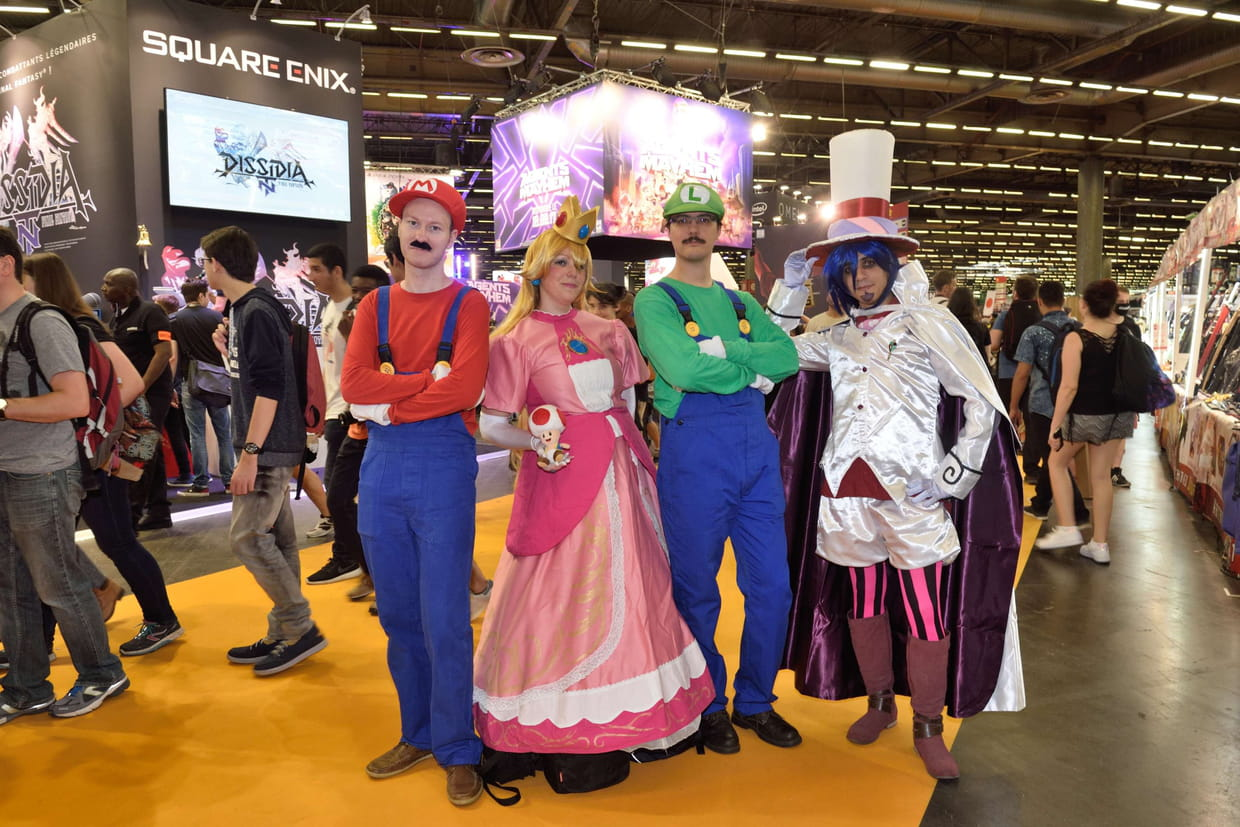 Rencontre japan expo