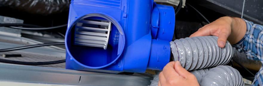 VMC: installation et entretien d'une VMC double flux, simple flux et hygro...