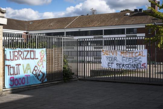 DIRECT - Incendie Lubrizol: agriculteurs soutenus, ministres à Rouen... Le point