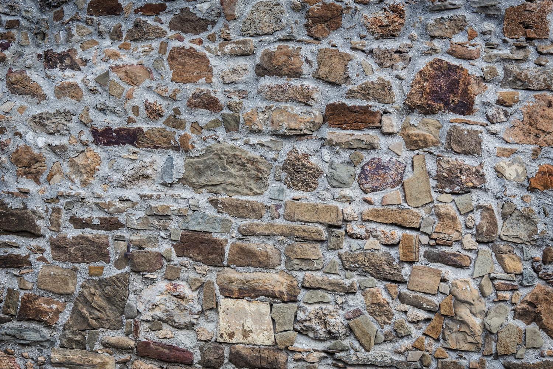 Comment construire un mur en pierre?
