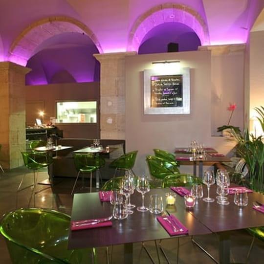Restaurant Villa De Tartary Aubenas