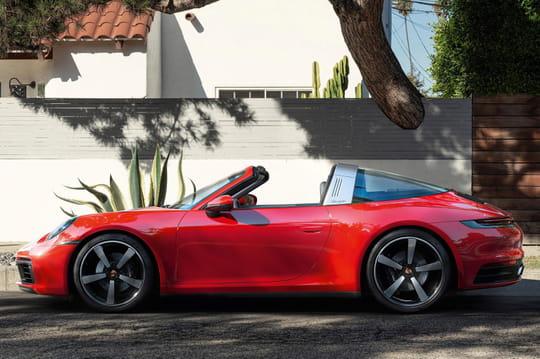 Nouvelle Porsche 911: la version 911Targa dévoilée! [prix, infos]