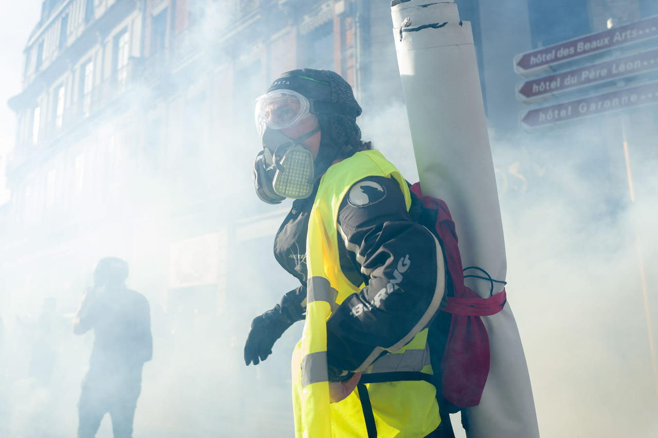 Gilets jaunes, acte 19: les manifestations à Paris et en province en direct