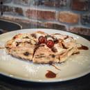 La Cerise sur la Pizza - Saint Paul  - La Cerise sur la Pizza - pizza au nutella -   © La Cerise sur la Pizza