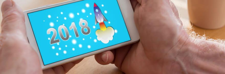 20applis pour vous aider à tenir vos bonnes résolutions pour 2018