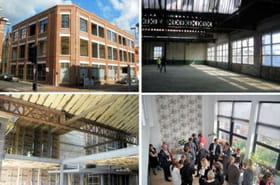 Création d'un loft dans une ancienne usine de Tourcoing