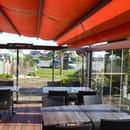 Restaurant l'Aparté  - Pergola -