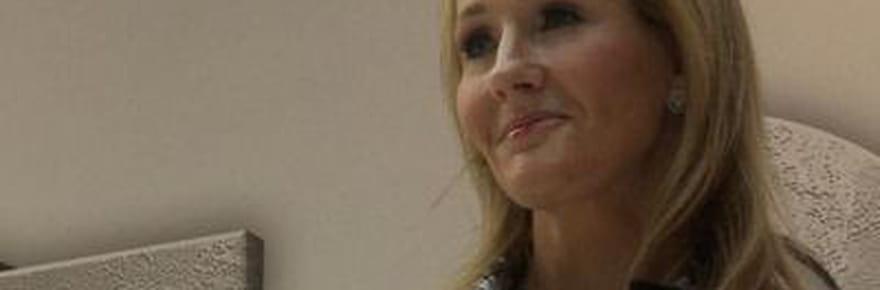 JK Rowling: mystère autour de son nouveau livre