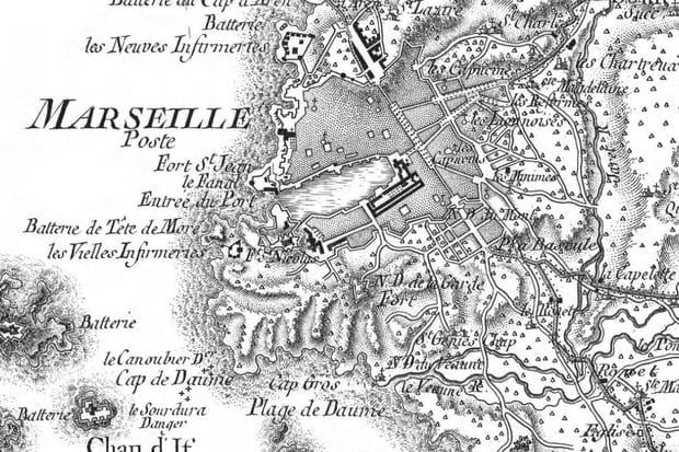 Marseille au XVIIIe siècle