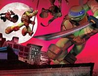 Les Tortues Ninja : Tête d'acier