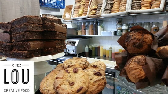 Chez Lou  - Des gourmandises maison : muffins, brownies, cookies, cheese cakes,... -