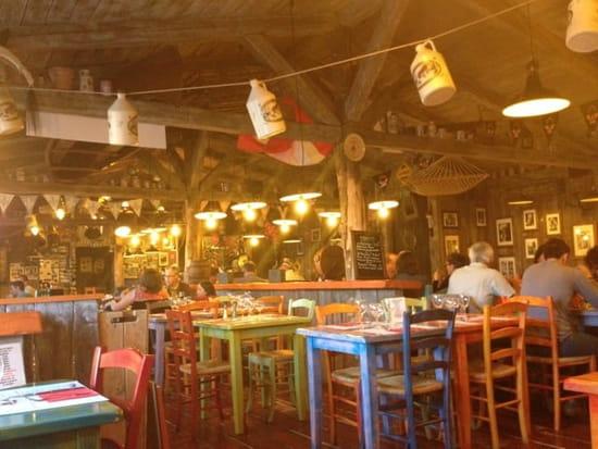 Restaurant : La Cabane Du Trappeur