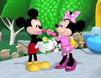 La maison de Mickey : Mickey va à la pêche