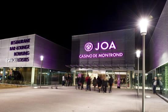 Casino JOA de Montrond-les-Bains - Le Comptoi JOA