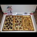 Plat : Internationale Pizza  - Les plaquées de pizza 😍 -