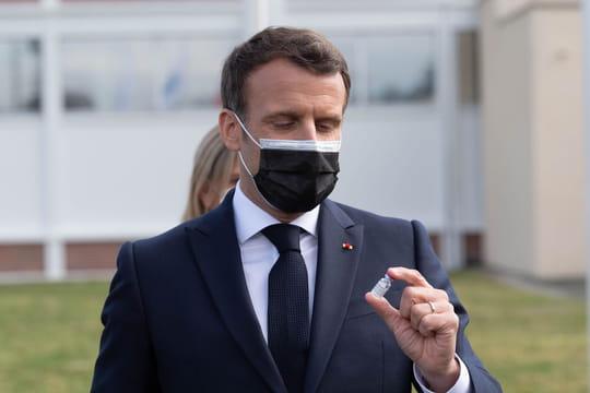 Interview de Macron: vaccination, fin du confinement... Que retenir?
