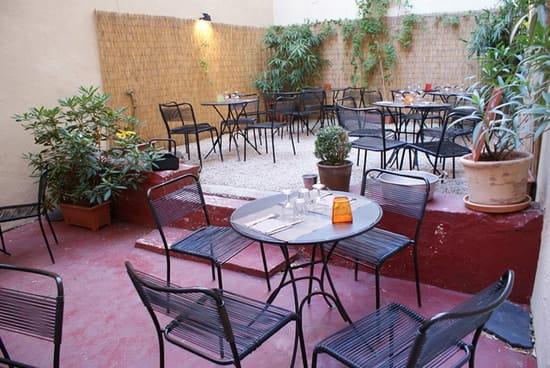 Casseroles et Vieilles Gamelles  - jardin clos -