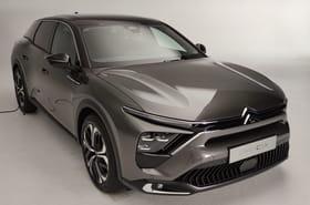 Citroën C5X: dévoilée, toutes les photos et infos
