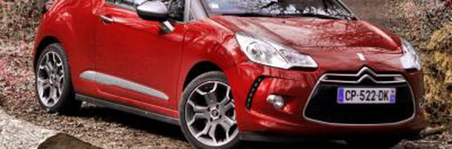 Test Citroën DS3 Cabrio : la citadine se découvre