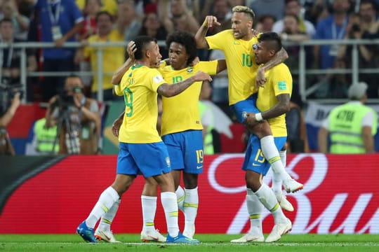 Serbie - Brésil: la Seleçao qualifiée, le résumé du match et les buts en vidéo