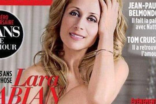 Lara Fabian: belle toute nue?