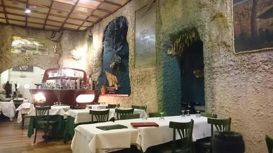 Restaurant : Scoglio di Friso  - 2000 lieux sous les mers!! -