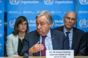 Coronavirus: Guterres annule un voyage, le personnel non essentiel de l'ONU en télétravail