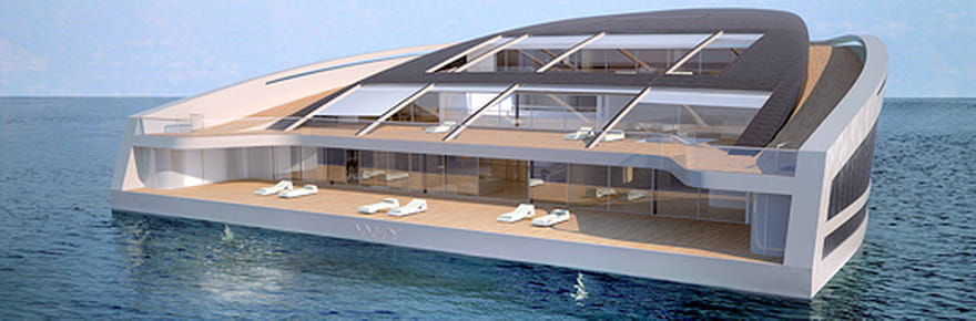 WHY : un méga-yacht signé Hermès et Wally