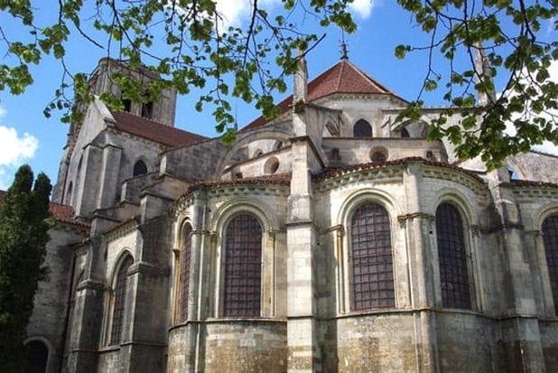 20e: Basilique Sainte-Marie-Madeleine de Vézelay