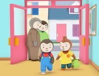 T'choupi à l'école : La journée du pyjama