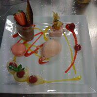 , Dessert : Chez Laeticia  - cafe gourmand -   © FGV