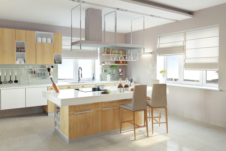 nos astuces pour relooker une cuisine moindre frais. Black Bedroom Furniture Sets. Home Design Ideas