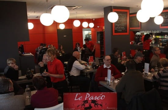 Restaurant : Le Paséo
