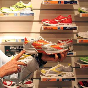 les modèles sont spécialement adaptés à un type de pied particulier.