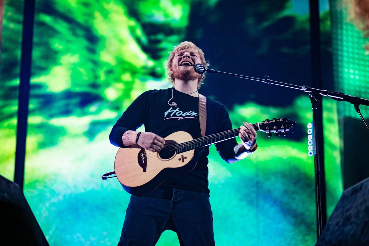 Ed Sheeran: une nouvelle date de concert possible au parc OL de Lyon?