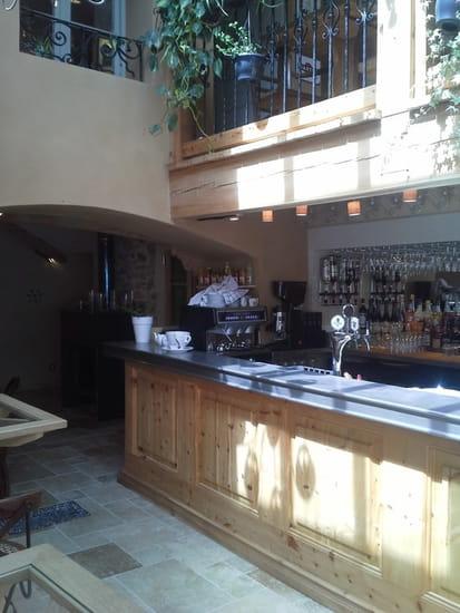 Le Pied Jaune  - le bar -