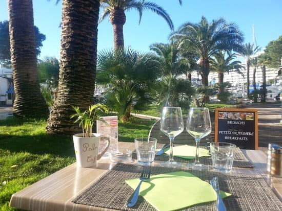 Palm Café  - terrasse  -