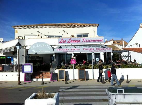 Restaurant : Les Launes  - Bord de mer -