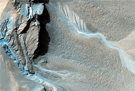 Cratère Hale