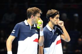 Coupe Davis: un match de double crucial, les infos de la finale