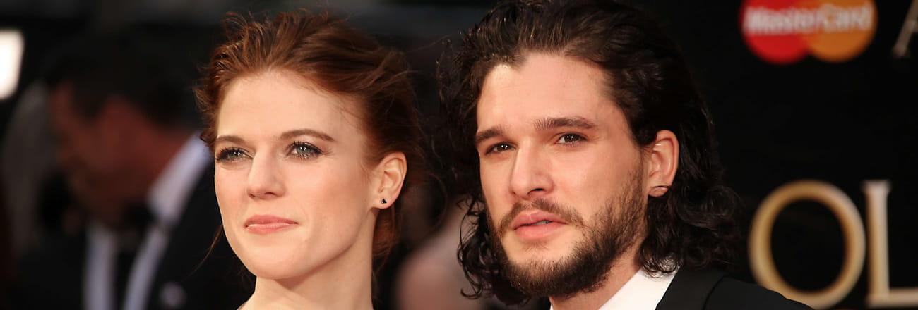 Ces couples se sont formés sur le tournage d'une série TV