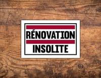 Rénovation insolite : Benne sweet benne
