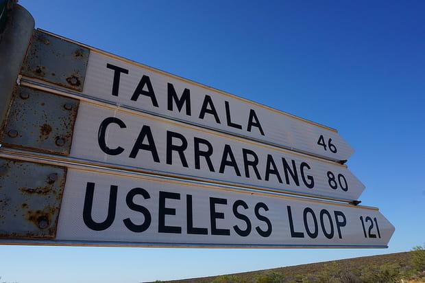 Useless Loop en Australie-Occidentale : la boucle inutile