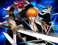 Bleach : Le Shikai d'Hisagi ! Son nom est...